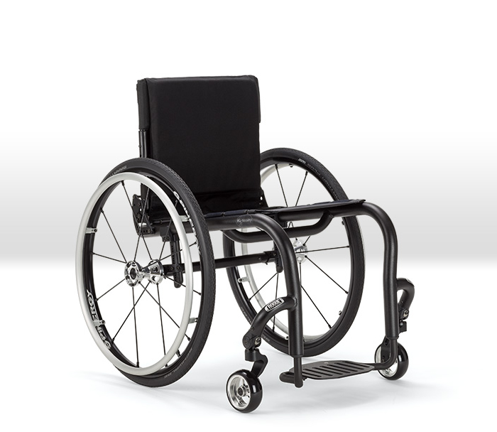 Rogue Wheelchair front view