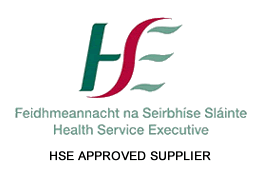 HSE Approved Supplier logo