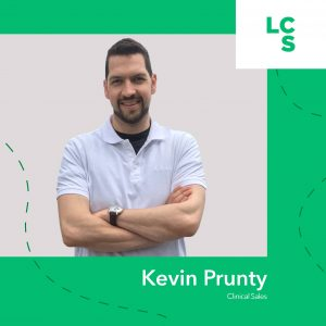 Kevin Prunty, Sales, LC Seating