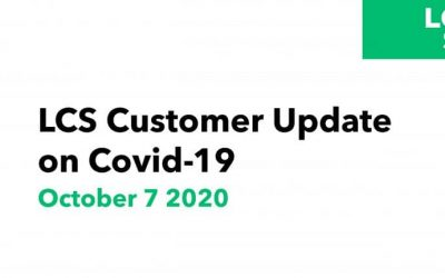 LC Seating Customer Update on Level 3 of Ireland's Plan for Living with Covid19