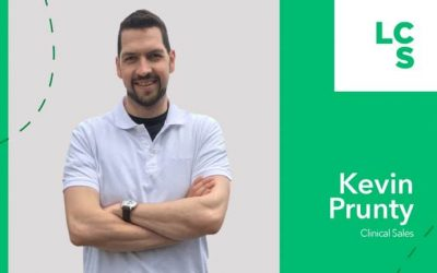 A warm welcome to Kevin Prunty
